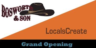 bOSWORTH_localscreate_Grand Opening Logo