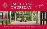 Trentadue_Happy Hour Thursday Flier 1