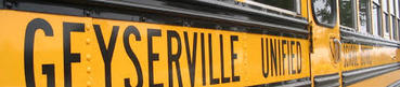 GEYSERVILLE UNIFIED-Bus
