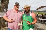 Casey Reid and friend of NSCLU 2