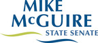 Mike McGuire State Senate LOGO