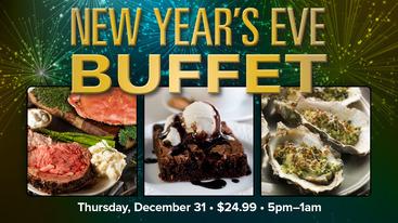 River Rock NYE buffet 1920 x 1080 2