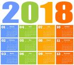 2018Calendar