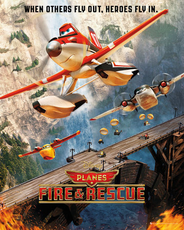 Planes-Fire-Rescue-poster