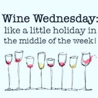 Cafe Lucia Wine Wednesday