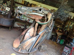 Geyserville Horse Sculpture_Tedrick_horse number 9